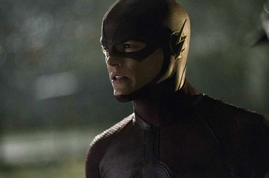 Grant Gustin plays both Barry Allen and the Flash in the new CW show premiering Tuesday. Photo: Handout, HO / MCT