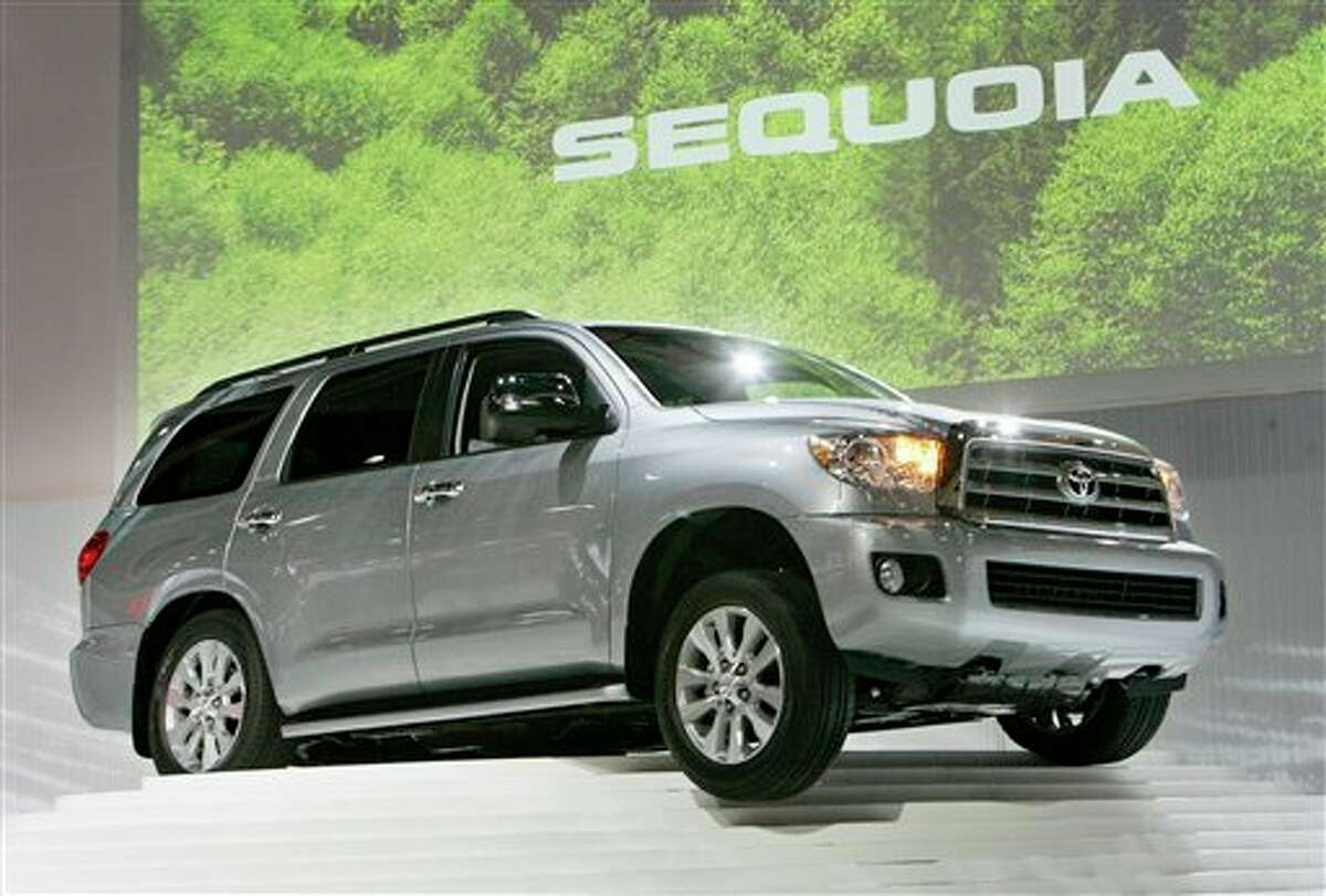 No. 4: Toyota SequoiaAverage years of ownership: 9.9