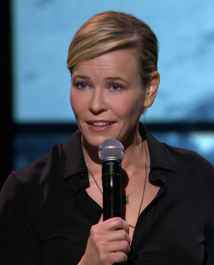 "Netflix offers ""Chelsea Handler: Uganda Be Kidding Me Live."" Photo: Netflix / ONLINE_YES"