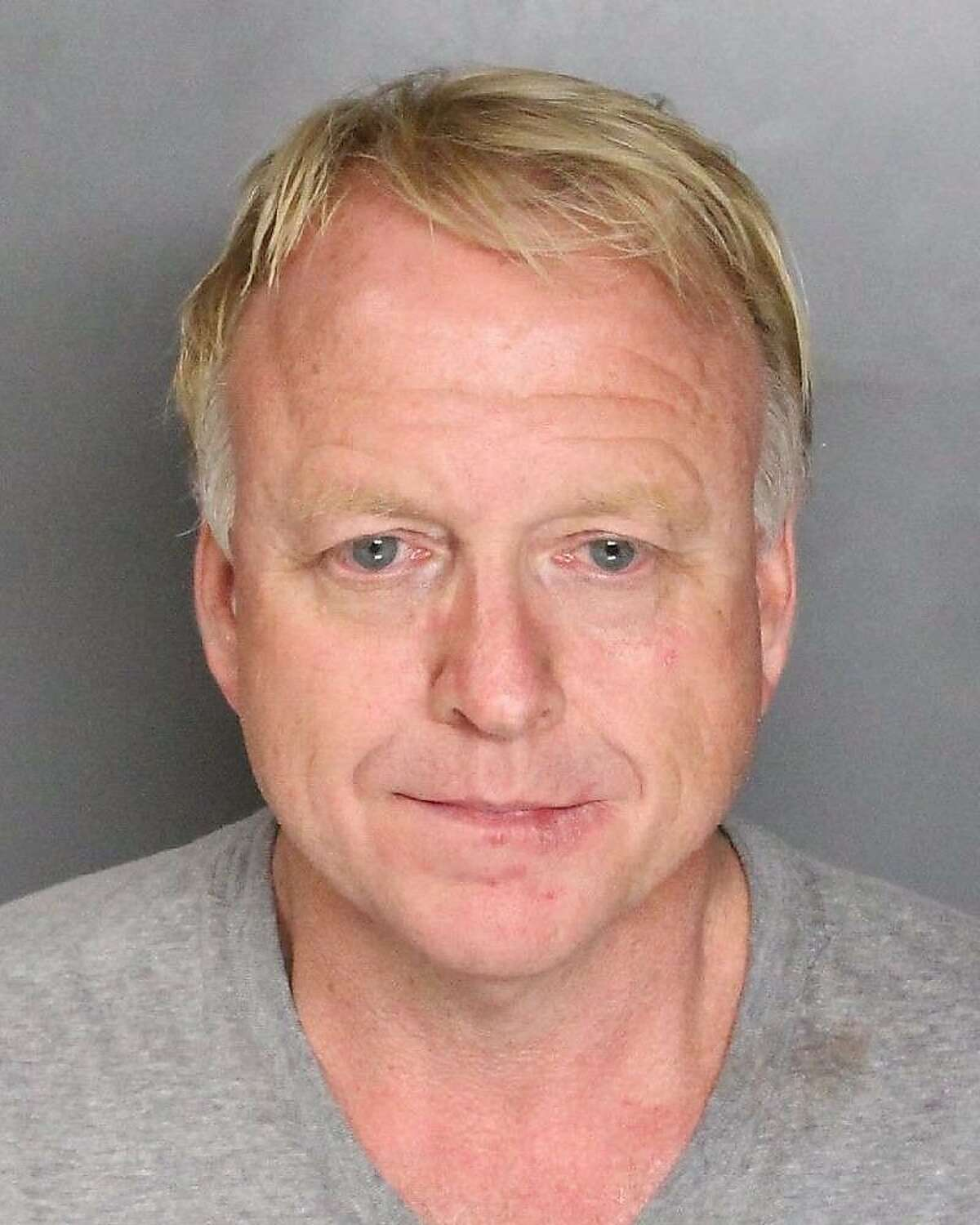 Thomas Price, 54, was arrested at a Rancho Cordova hotel on Friday, Oct. 3, 2014, after deputies said they found him in a room there with an unresponsive woman and large quantities of heroin, cocaine and methamphetamine. Price is the principal of Branson High School in Ross.