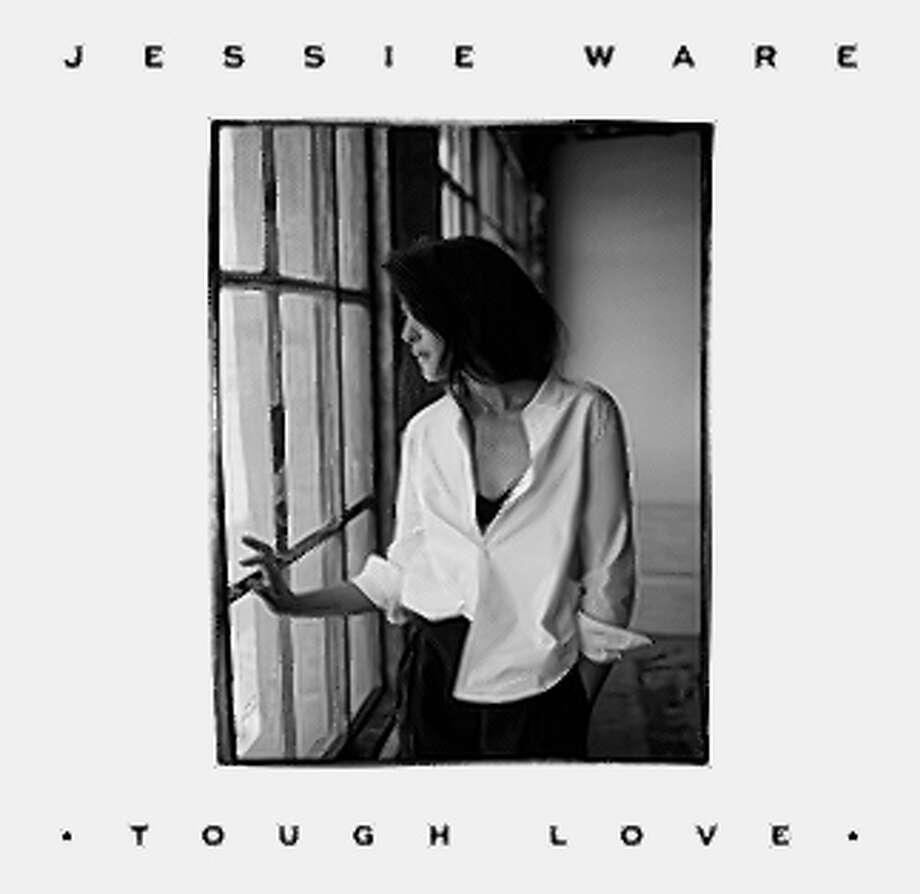"""Jessie Ware's new record is """"Tough Love."""" Photo: Interscope / ONLINE_YES"""