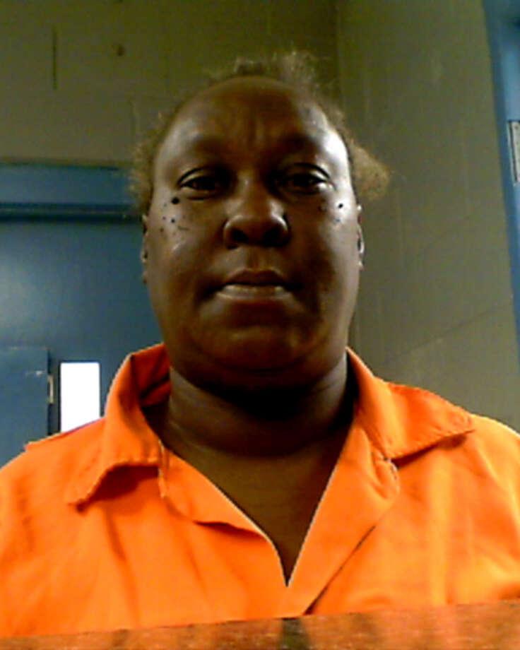 Kimberly Danielle Hankston, 49, of Jasper. Charge: property theft. Photo: Jasper County Sheriff's Office