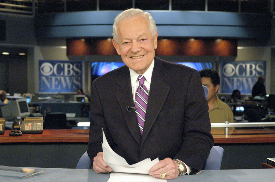 The inaugural Salant Integrity Award will be presented to Bob Schieffer, Chief Washington Correspondent and the CBS News anchor of Face the Nation, during a private dinner at Woodway Country Club in Darien, Conn., Friday, Oct. 17, 2014. Photo: JOHN PAUL FILO, AP / New Canaan News