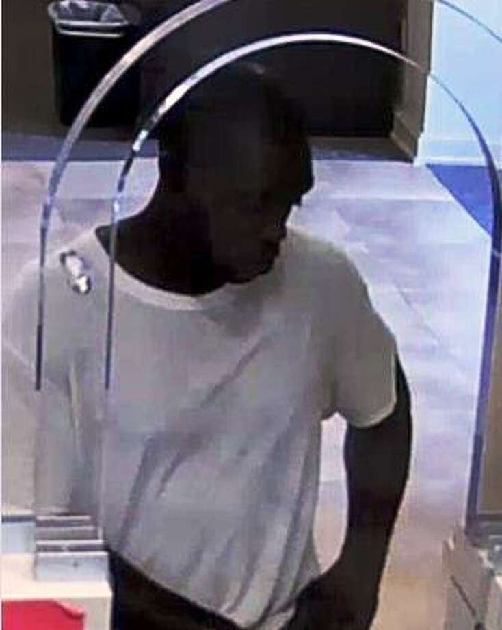 The FBI violent crimes task force has issued a call for urgent help identifying a man who robbed a Houston bank Tuesday, Oct. 7, 2014. Photo: FBI Houston