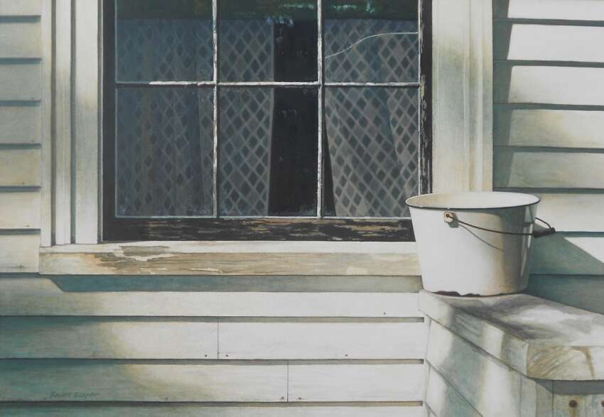 Randy Eckard, Blue Hill, Maine, will have watercolors at the 33rd Annual Bruce Museum Arts Festival in Greenwich, Conn., on Oct. 11 to 12, 2014.