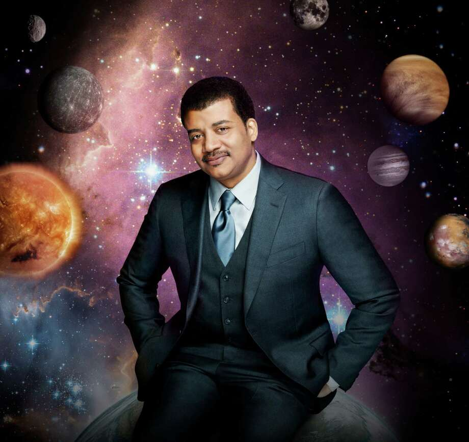 The issue isn't astrophysicist Neil deGrasse Tyson's blunder. The problem is the refusal to accept that science isn't infallible. Photo: Patrick Eccelsine / FOX / © 2014 FOX BROADCASTING