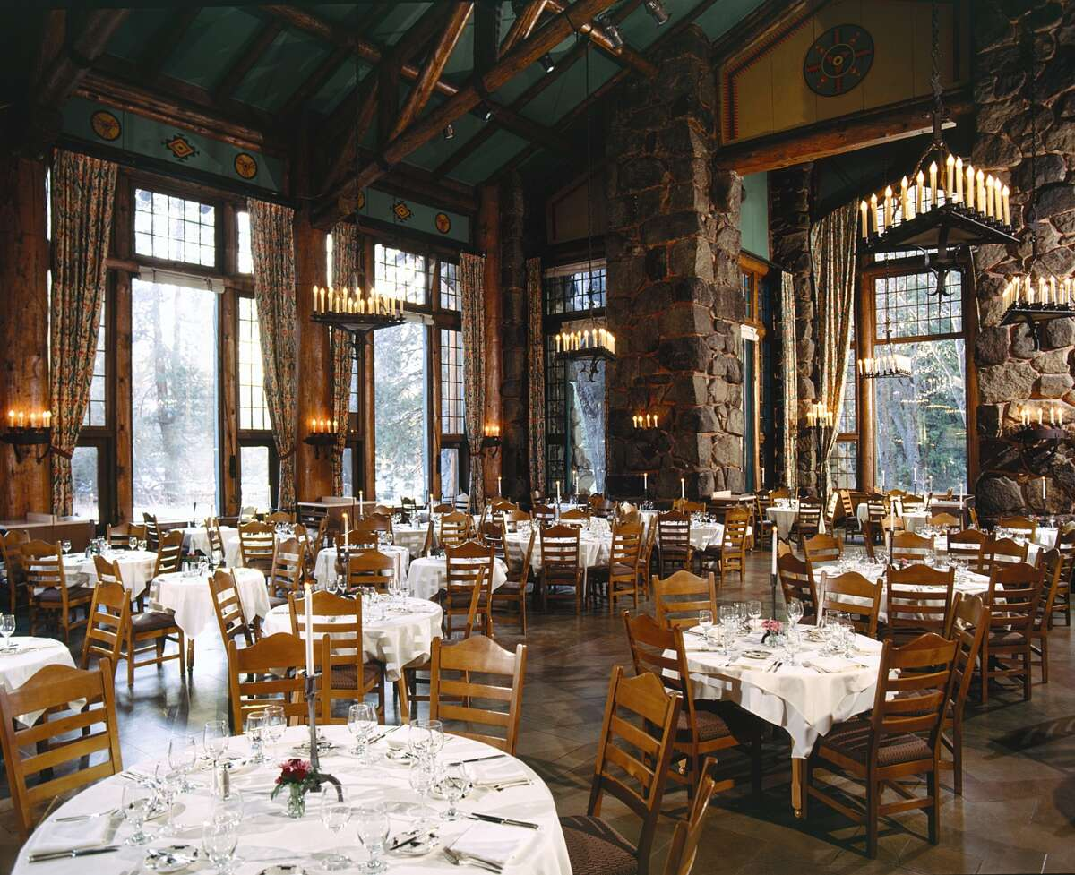 The Ahwahnee Hotel is run by Delaware North, which says it owns the name as well as others linked to Yosemite National Park, a claim disputed by the National Park Service.