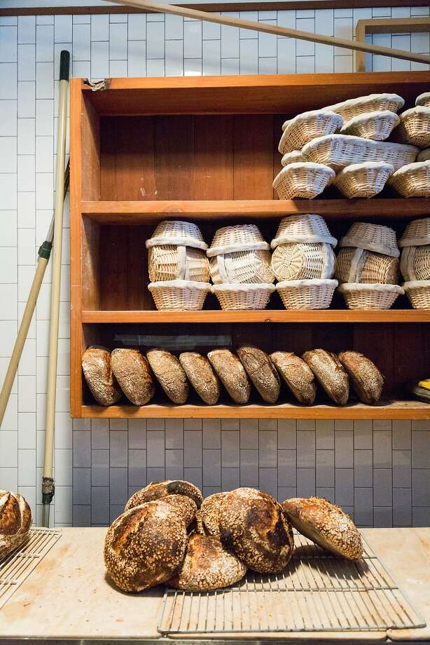 Fresh-baked bread is on display during a September brunch at Bar Tartine, which will be sold to its chefs. Photo: Jason Henry, Special To The Chronicle