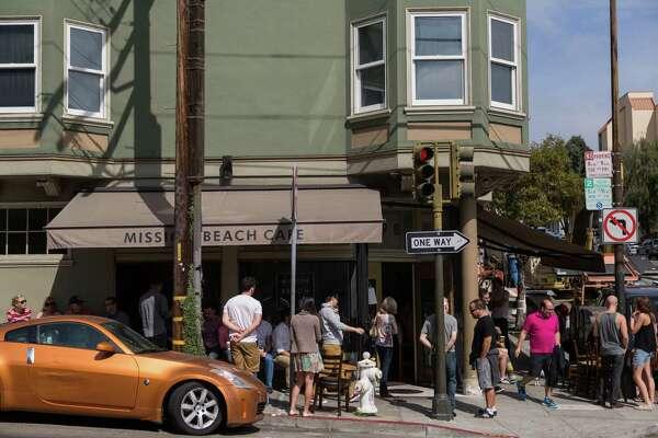 Lily Cafe Union Street San Francisco