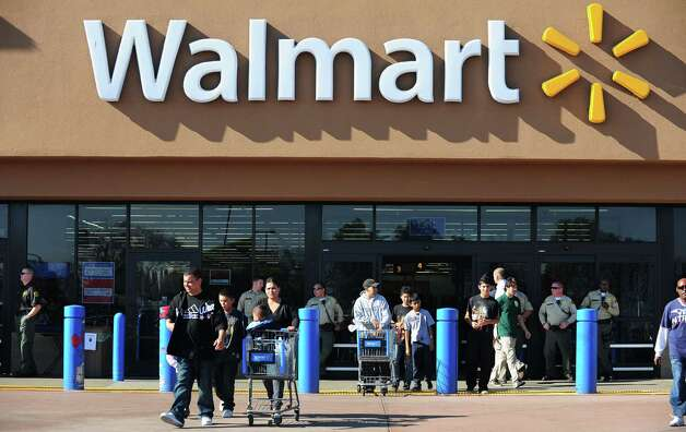 Wal-Mart is building two new locations in the Capital Region. Announced October 22, 2014.  Photo: FREDERIC J. BROWN / AFP ImageForum