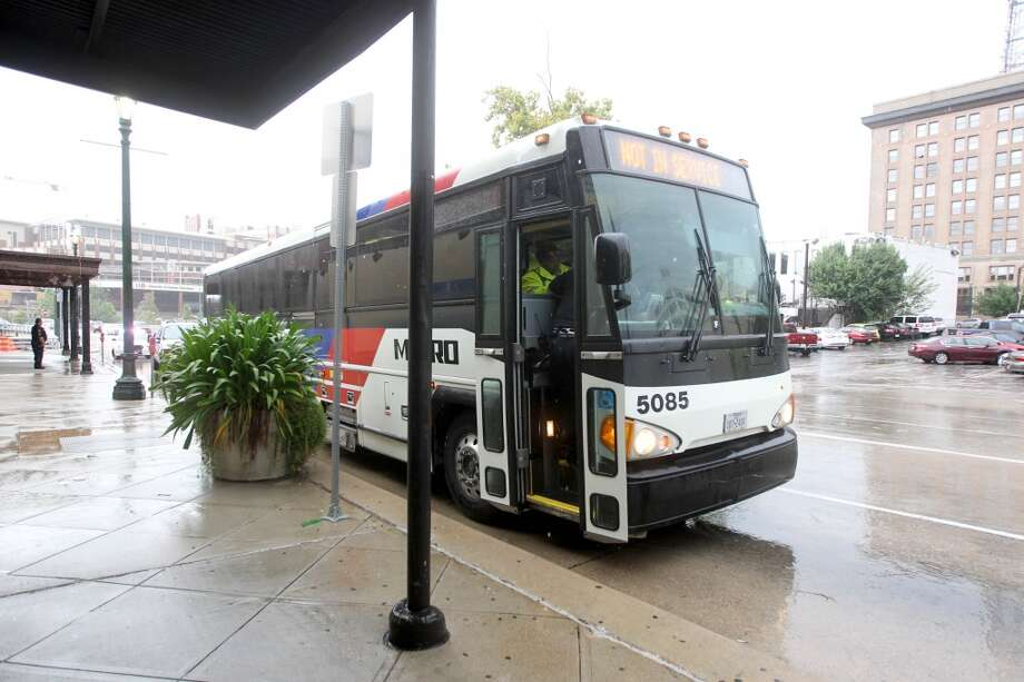 Houston Metropolitan Transit Authority officials are developing a code of conduct that will give bus and train workers and Metro police more power to handle problematic patrons, Houston Chronicle transportation writer Dug Begley reports. We got our hands on a draft version of this policy and while some of the rules are no-brainers, others might be head-scratchers. Photo: Gary Coronado, Houston Chronicle