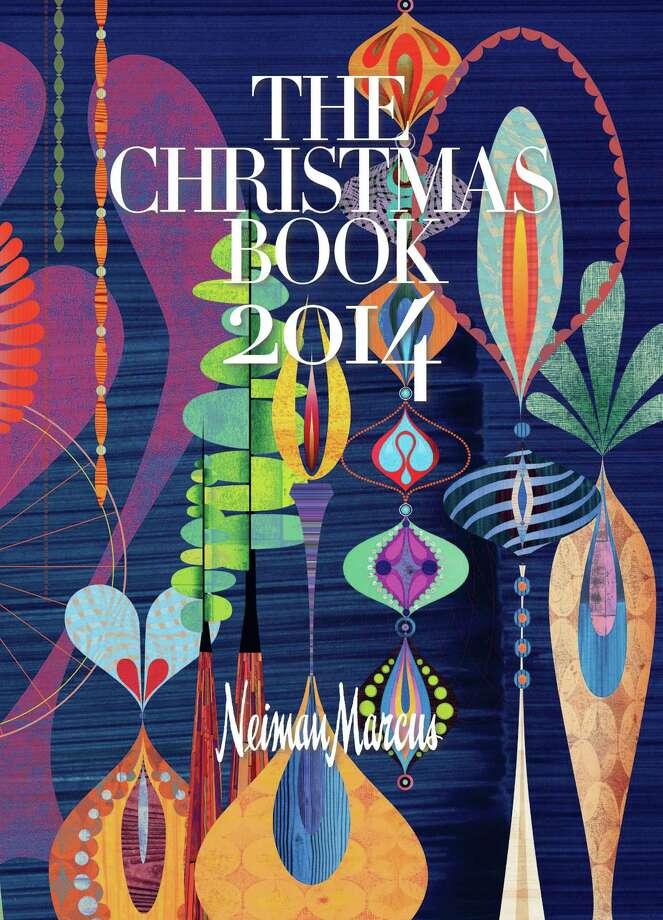 This year's Christmas Book from Neiman Marcus. Photo: Photo Courtesy Neiman Marcus / Neiman Marcus