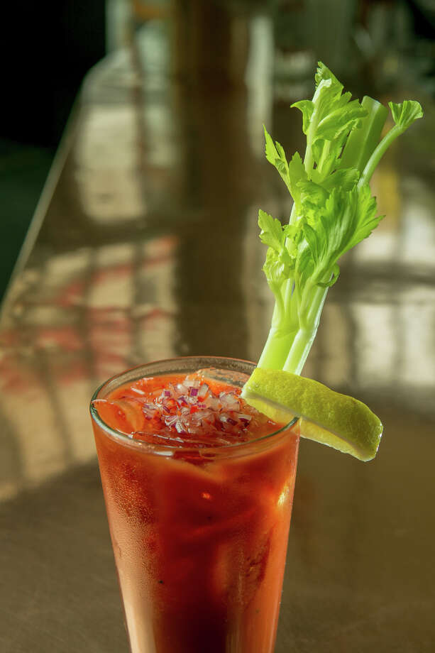 If you favor tanginess, try the Balsamic Bloody Mary at the Zuni Cafe in San Francisco. Photo: John Storey / Special To The Chronicle / ONLINE_YES