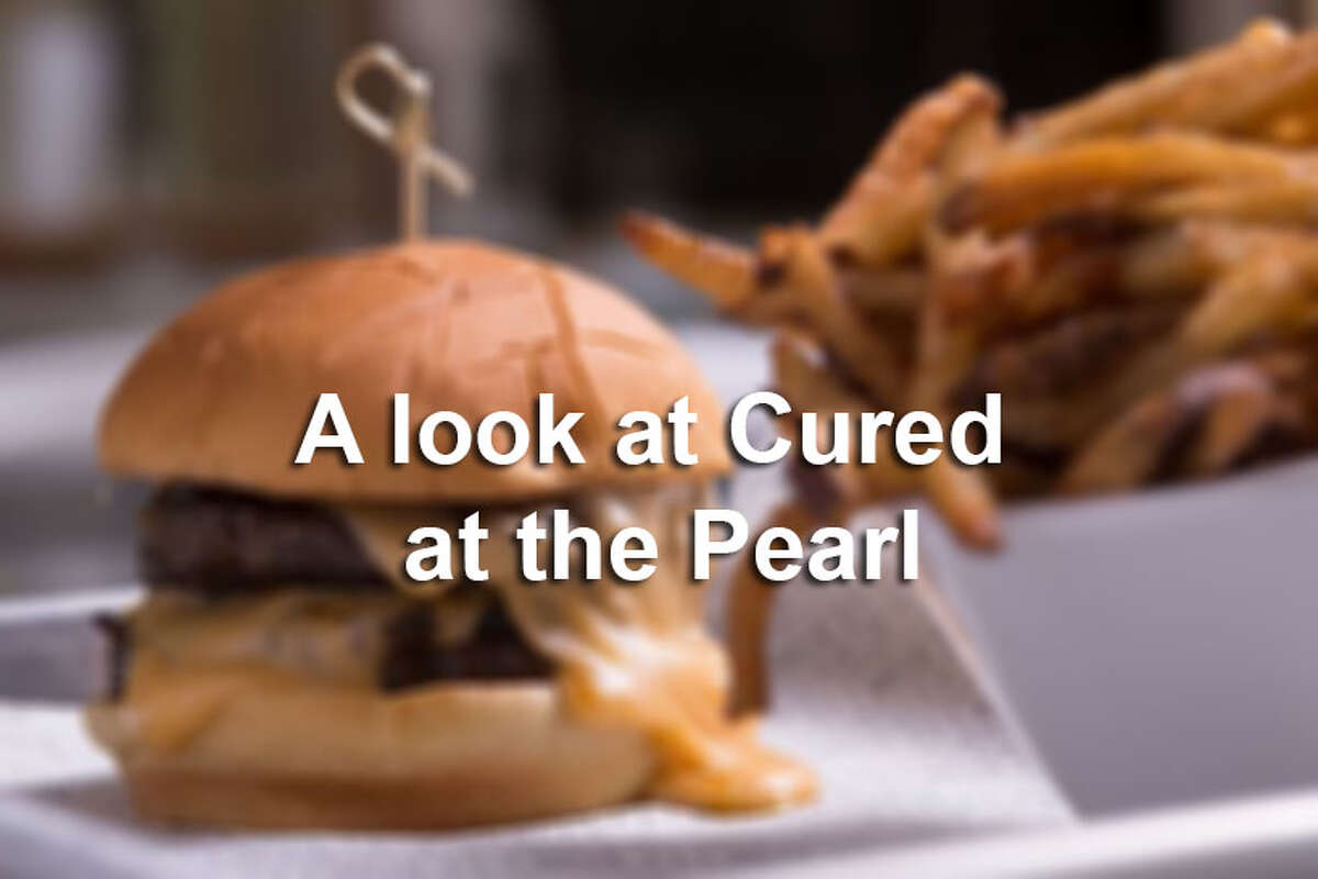 Take a look inside Cured at the Pearl.