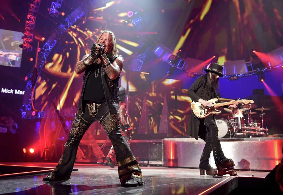 Motley Crue Photo: Kevin Winter, Staff / 2014 Getty Images