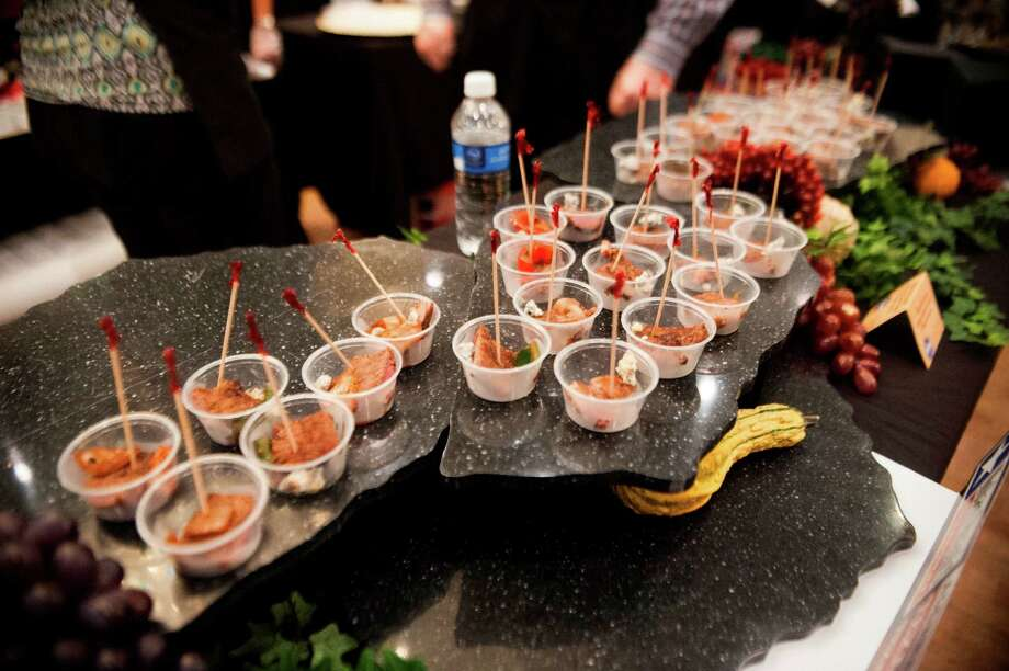 Zest in the West will feature food samples from a number of Houston restaurants as well as a varied selection of adult beverages. Photo: Houston West Chamber Of Commerce / American Prestige Photography