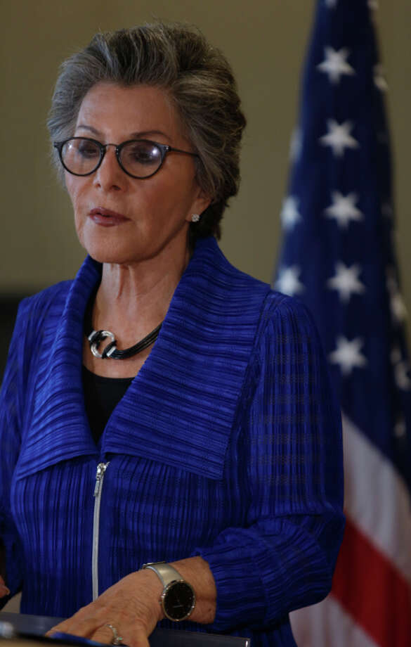 U.S. Sen. Barbara Boxer: Rated second worse speaker. Photo: Lea Suzuki / The Chronicle / ONLINE_YES