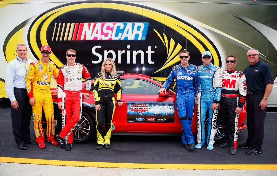 The Sprint Cup's top drivers will be in Vegas on Dec. 4.