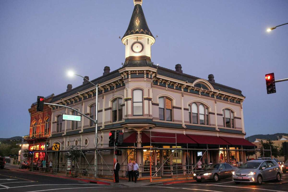 An estimated 95 percent of the businesses in downtown Napa are open again following the August earthquake.
