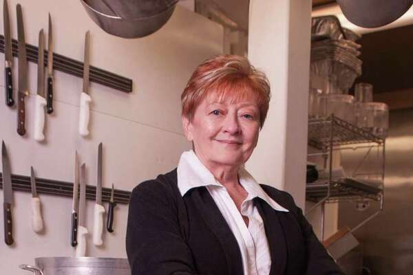 "Hill Country chef Terry Thompson-Anderson will talk about her latest book ""Texas on the Table"" at the 2014 Express-News Book & Author Luncheon."