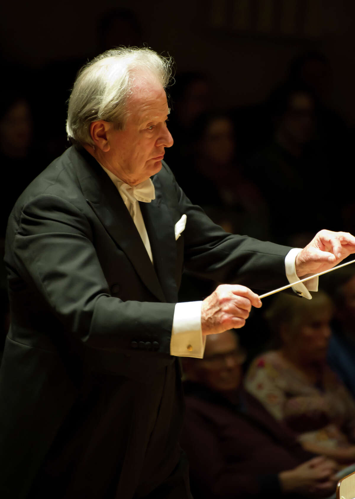 Noted conductor Sir Neville Marriner will conduct Symphony Napa Valley on Dec. 14.