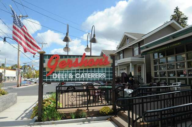 Gershon's Deli on Thursday Oct. 2, 2014 in Schenectady, N.Y.  (Michael P. Farrell/Times Union) Photo: Michael P. Farrell / 00028858A