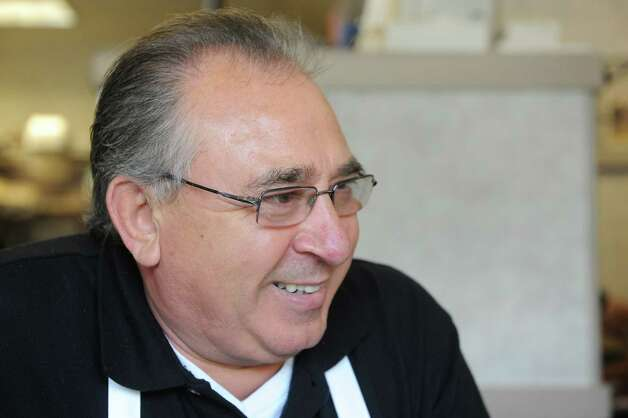 Tony Lauria owner of  Gershon's Deli on Thursday Oct. 2, 2014 in Schenectady, N.Y.  (Michael P. Farrell/Times Union) Photo: Michael P. Farrell / 00028858A
