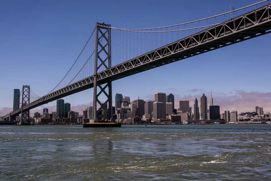 San Francisco, Calif. One-bedroom:$3,530 Two-bedroom: $4,900 Photo: George Rose, Getty Images / 2013 George Rose