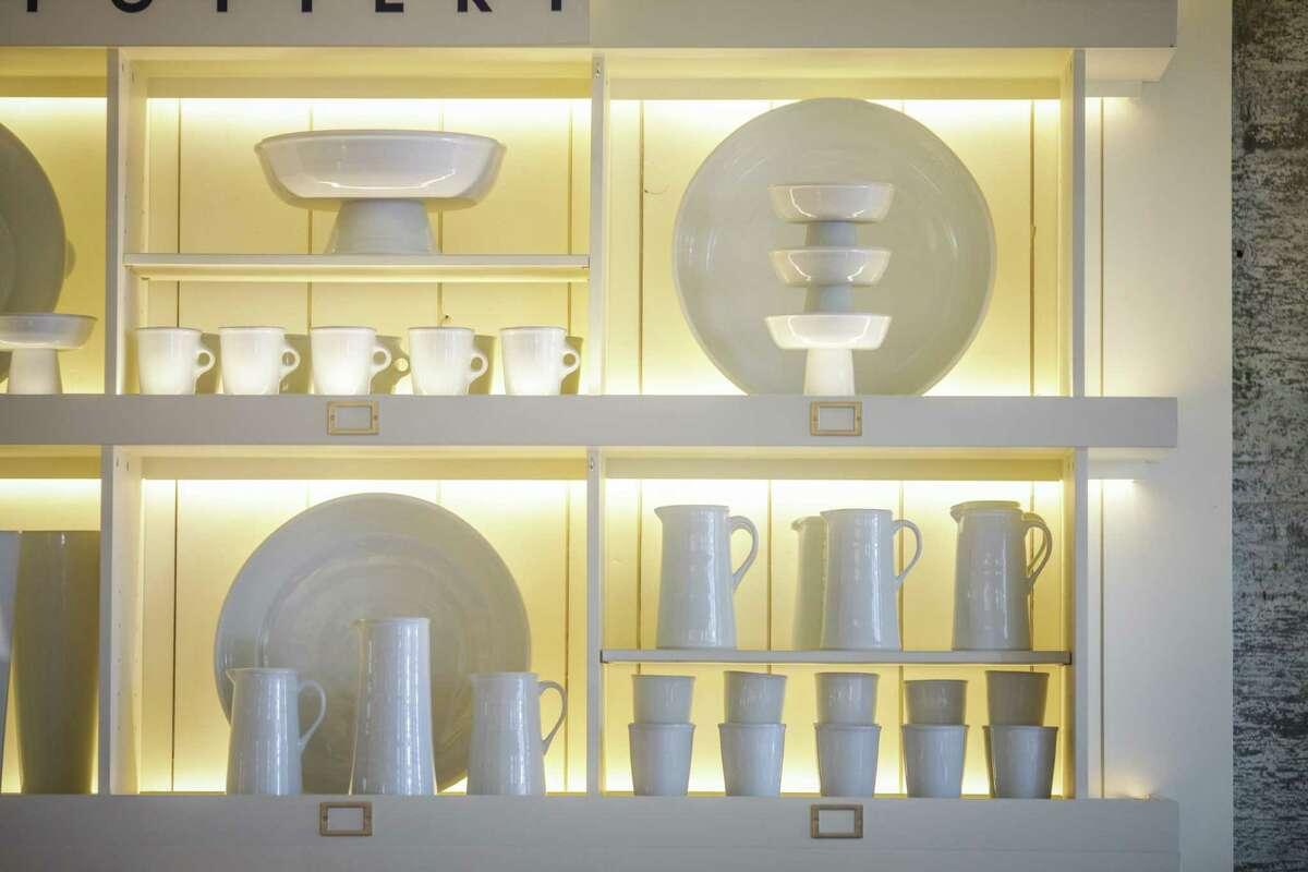 Archetype, a restaurant designed by Howard Backen, in St. Helena.