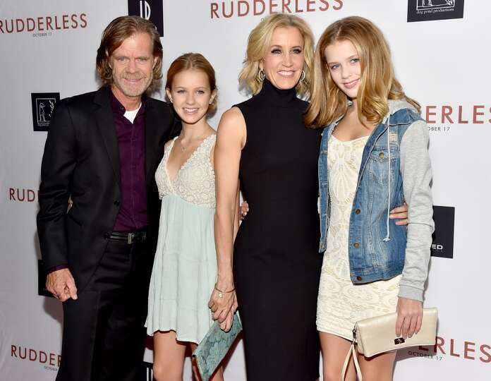 William H. Macy Children