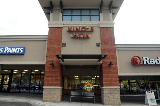 King's Wok Chinese restaurant in the Hamilton Square Plaza on Wednesday Oct. 8, 2014 in Guilderland, N.Y.  (Michael P. Farrell/Times Union) Photo: Michael P. Farrell / 10028968A
