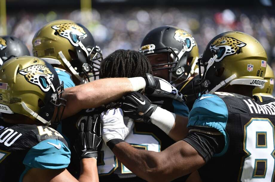 50. Jacksonville Jaguars, NFLValue: $1.48 billionAnnual change: 53 percent Photo: Denis Poroy, Associated Press