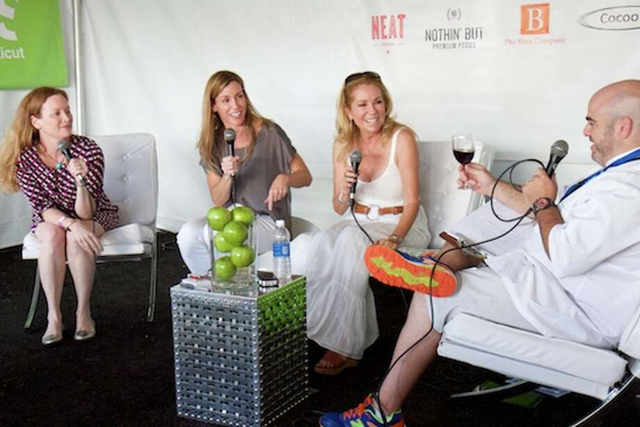 The Greenwich Wine and Food Festival returns for its fifth year at Roger Sherman Baldwin Park on Sept. 23.Take a look at some of the events in store and click here for the full schedule. Photo: 2471202198