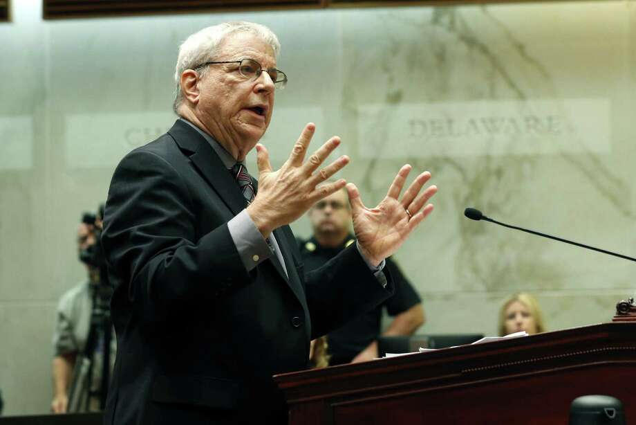 Attorney Steven Wise wants Tommy released to live with other chimps at a Florida sanctuary. Photo: Mike Groll / Associated Press / AP