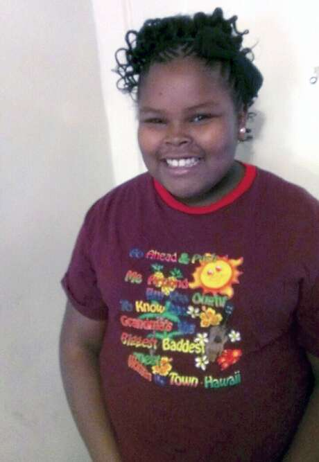 Above: Jahi McMath had cardiac ar rest and brain damage after surgery. Photo: Uncredited, Associated Press
