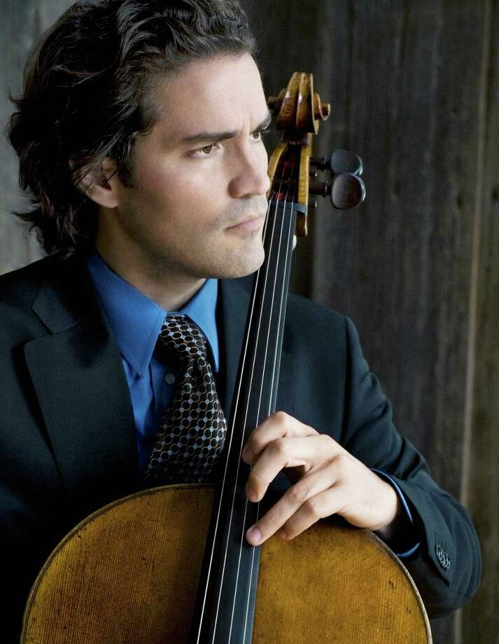 American cellist Zuill Bailey is the featured soloist for the first concerts of the 2014-15 Stamford Symphony season. For ticket information for the Oct. 18 and Oct. 19 concerts, visit www.stamfordsymphony.org or call  203-325-1407. Photo: Contributed Photo / Stamford Advocate Contributed photo