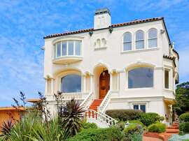 549 El Camino Del Mar in Sea Cliff is a Mediterranean with four-plus bedrooms available for $6.39 million.