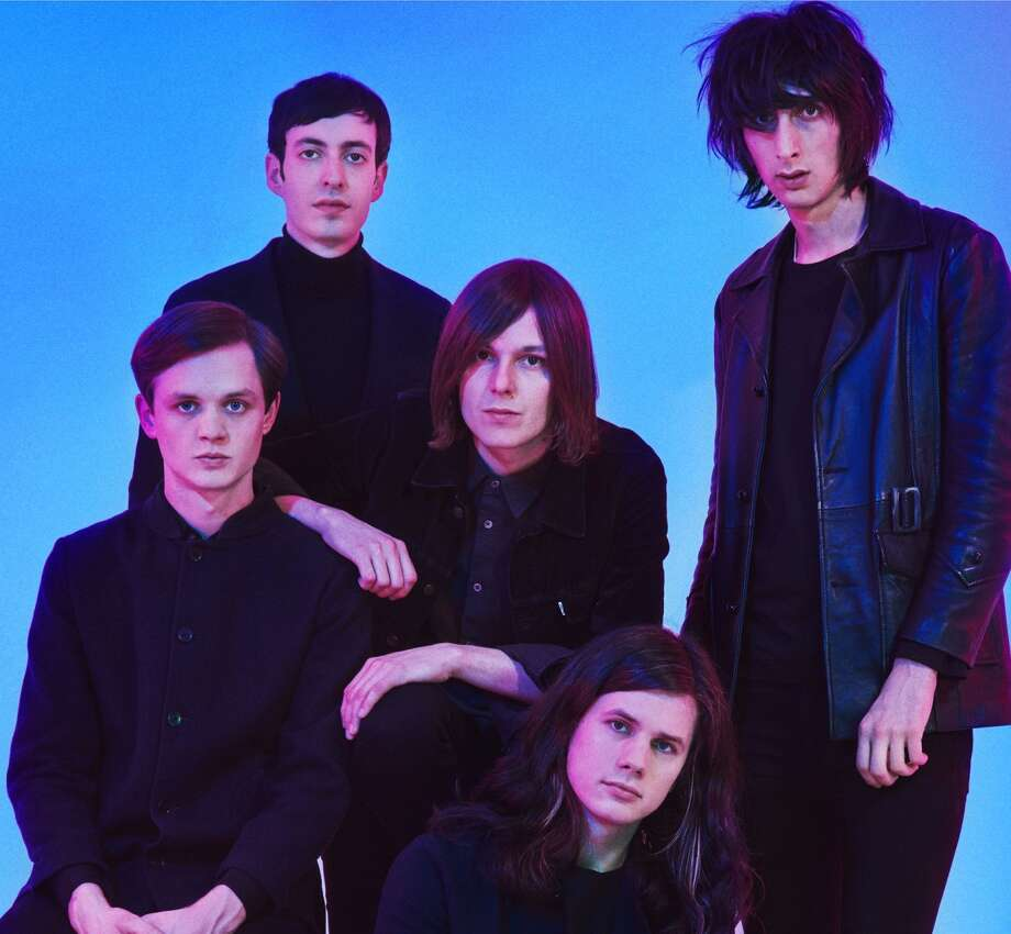 The Horrors have released four studio albums, all of which charted on the UK Top 40. Photo: Nic Shonfeld / ONLINE_YES