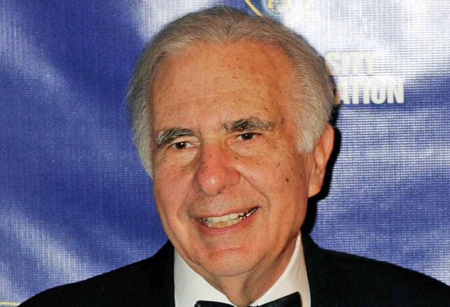 Carl Icahn says Apple can dominate the TV and auto markets. Photo: Henny Ray Abrams / Associated Press / FR151332 AP