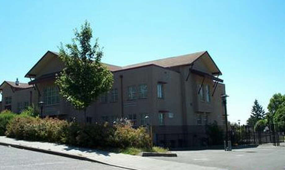 Graham Hill Elementary School, pictured in a King County Assessor's Office photo.