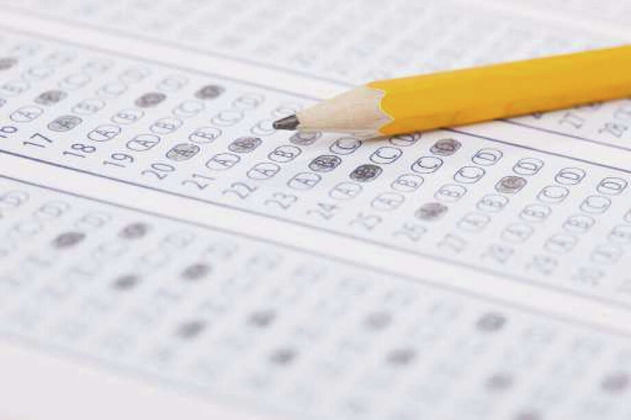 SAT results for the Class of 2014 paint more than a picture of overall flat test scores. In Connecticut, eight of the top ten combined average scores were from lower Fairfield County high schools Photo: Contributed Photo / Norwalk Citizen