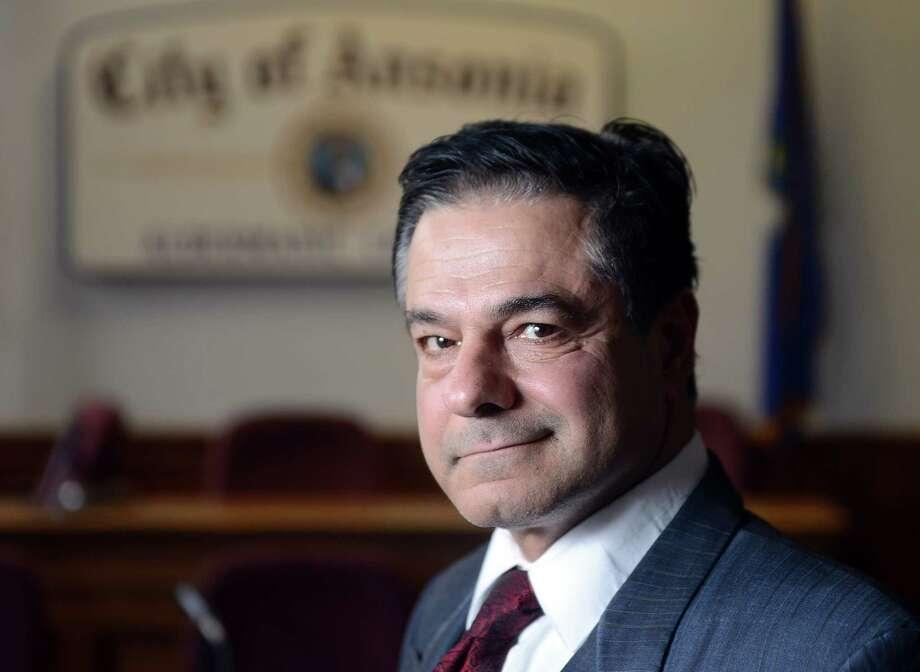 Ansonia Mayor David Cassetti Photo: Autumn Driscoll, File Photo / Connecticut Post