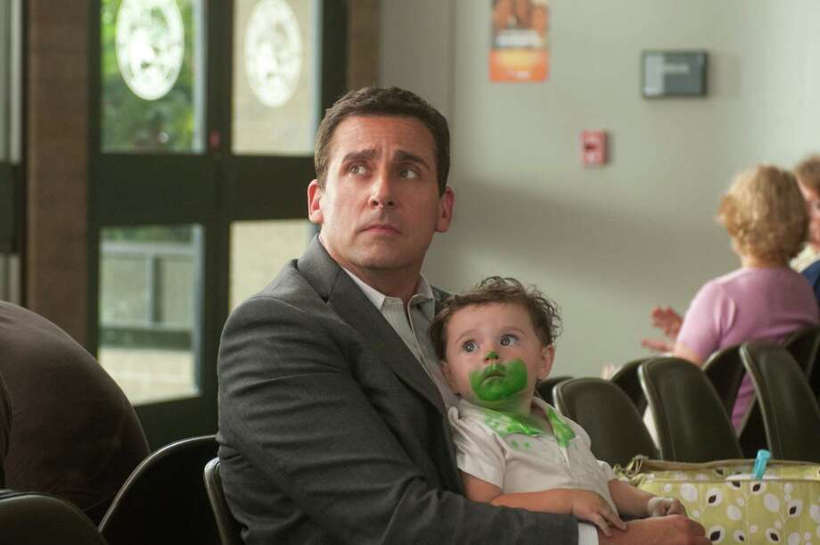 "In this image released by Disney,  Steve Carell appears in a scene from the film, "" Alexander and the Terrible, Horrible, No Good, Very Bad Day."" (AP Photo/Disney, Dale Robinette) Photo: Dale Robinette, HONS / Disney"