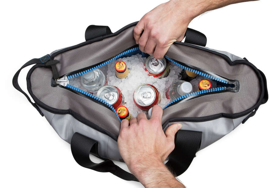 The Yeti Hopper 30 cooler is a high-end solution for those travelers who really want things to stay cold. For days even. Photo: YETI / Yeti / ONLINE_YES