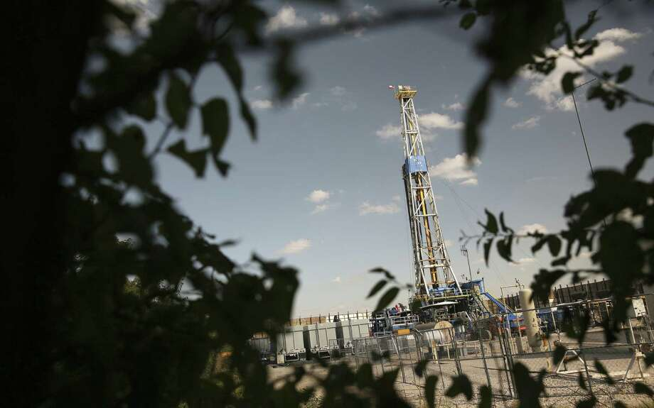 Denton is in the middle of one of the nation's richest gas reserves, the Barnett Shale, and a referendum to ban fracking in the city has alarmed energy companies. Photo: Dylan Hollingsworth / New York Times / NYTNS