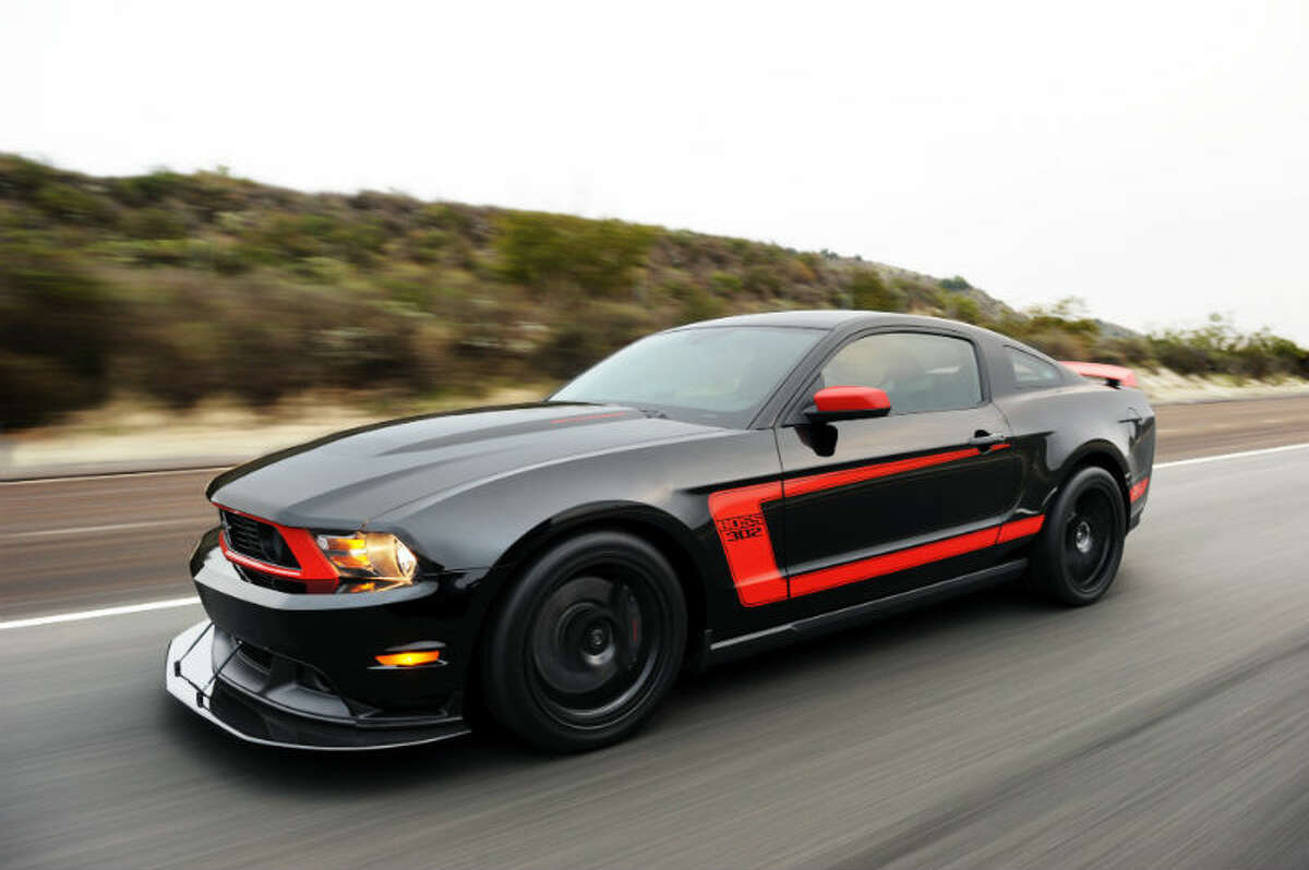 Ford Mustang Boss 302 HPE700 will outrace even the fastest Mustangs.