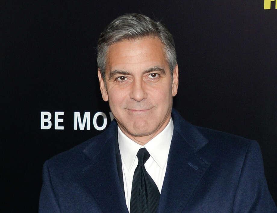 George Clooney in 2014. Photo: Evan Agostini / Invision
