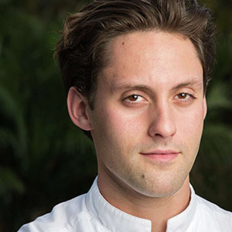 """Chef Alex Burger, columnist Dan Woog writes, """"has cooked for royalty, celebrities, entertainers, politicians, top chefs, personal idols, and most importantly, his friends and family. Heís been on a three-part 'Keeping Up With the Kardashians,' too ... Heís pursued his dreams ó and it all started here in Westport. Thanks, Chef Gans. And you too, Planet Pizza."""" Photo: Contributed Photo / Westport News"""