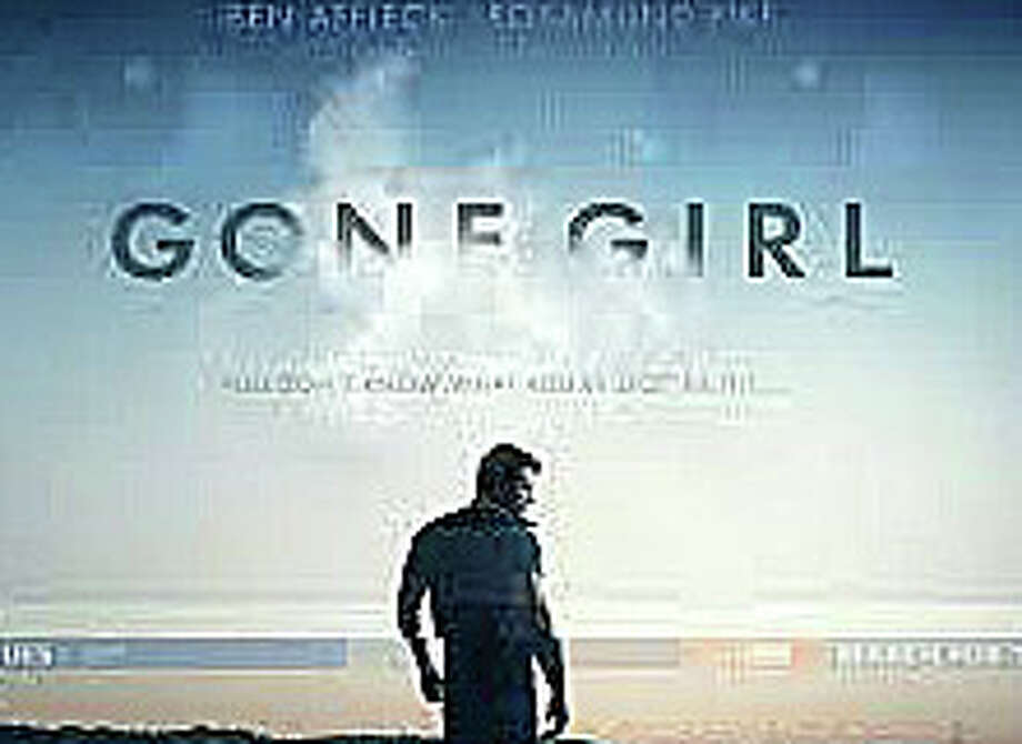 """""""Gone Girl"""" is director David Fincher's new film adaptation of Gillian Flynn's novel. Photo: Contributed Photo / Westport News"""
