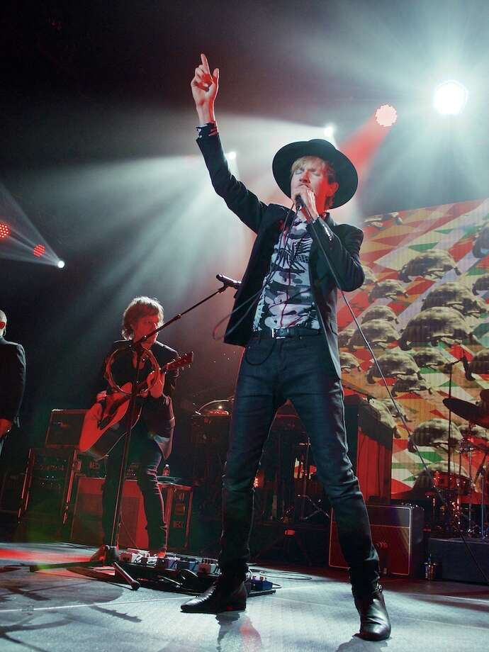 Beck Photo: Jay Dryden, For The Houston Chronicle / copyright 2014 Jay Dryden